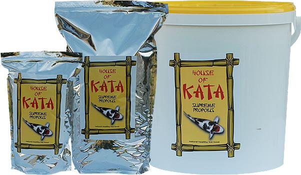 het beste koivoer , house of kata